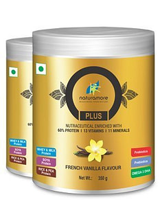 Naturamore Plus (French Vanilla Flavour)