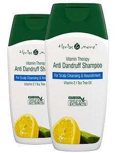 Netsurf Vitamin Therapy Anti Dandruff Shampoo