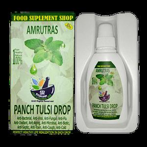 Amrutras Pach tulsi Drop ark FSSAHD 0