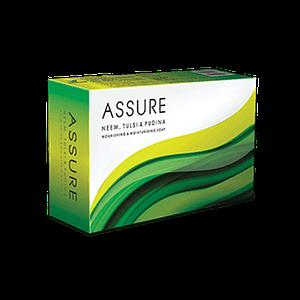 AssureSoap 500x500
