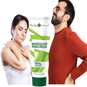 Ayurvedic Muscular Pain Cream (50g)