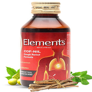 Elements WELLNESS COF-NIL Cough Relief Formula