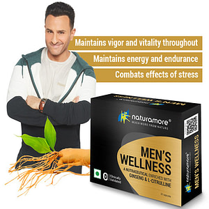 Naturamore Men Wellness (30 Capsules)