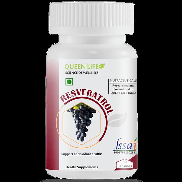 Qeenlife Resveratrol